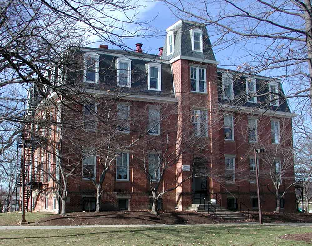 Morrill Hall, University of Maryland
