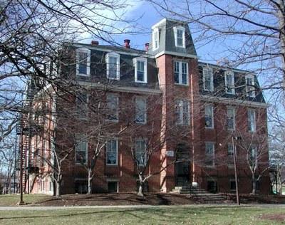 Morrill Hall, University of Maryland