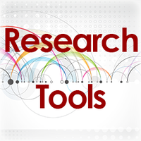 Research Tools icon for Resources
