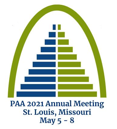 PAA 2021 Annual Meeting Logo
