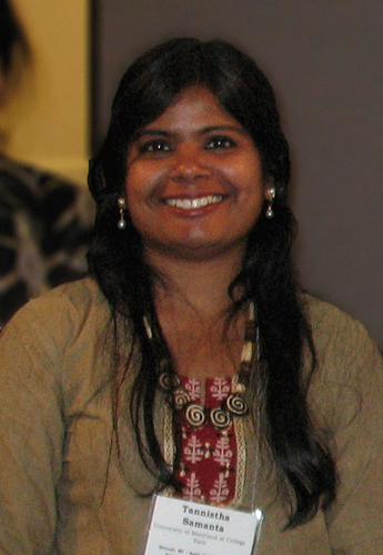 Tannistha Samanta