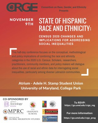 Symposium Nov. 9 CRGE