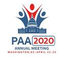 MPRC presentations at Virtual PAA Annual Meeting